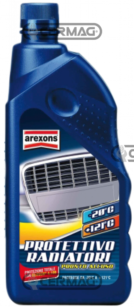 PROTETTIVO RADIATORI -20'°C (già pronto all'uso) - ANTIGELO - 1 LT