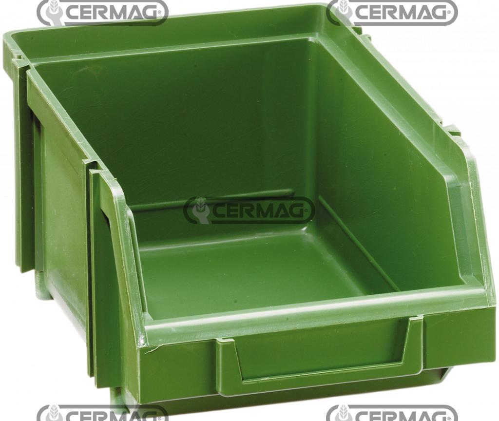 Contenitori Componibili Plastica.Contenitori Sovrapponibili E Componibili In Plastica Cermag
