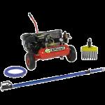 Kit motocompressore OLIVCER 35 - 1 operatore