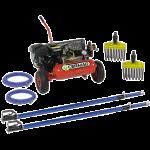 Kit motocompressore OLIVCER 55 - 2 operatori