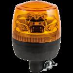 GIROFARO LED 12/24V CON BASE AD ASTA RIGIDA